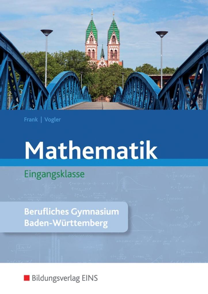 Mathematik. Eingangsklasse. Schülerband. Berufl...
