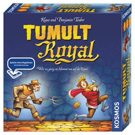 Tumult Royal als sonstige Artikel