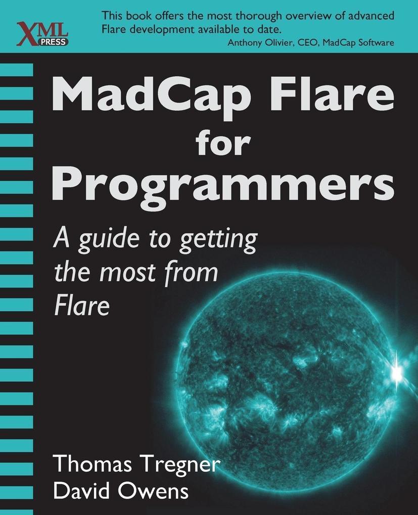 MadCap Flare for Programmers als Buch von Thoma...