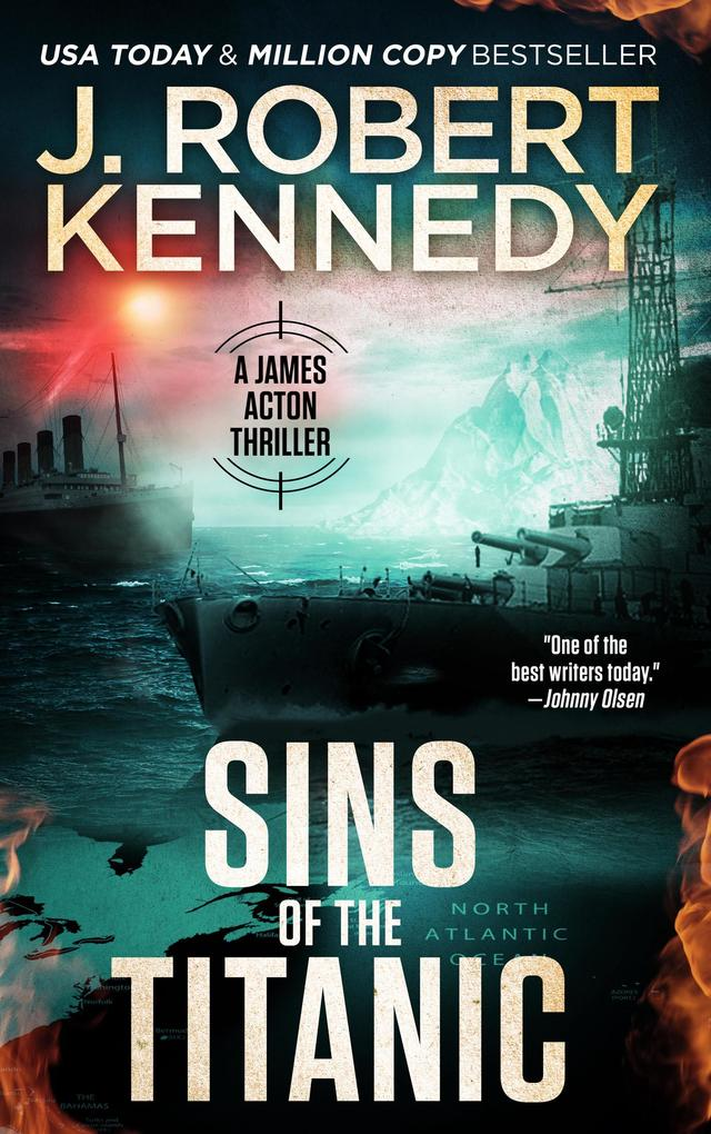 Sins of the Titanic (James Acton Thrillers, #13...