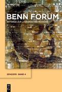 Benn Forum 2014/2015