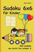 Sudoku 6x6 für Kinder