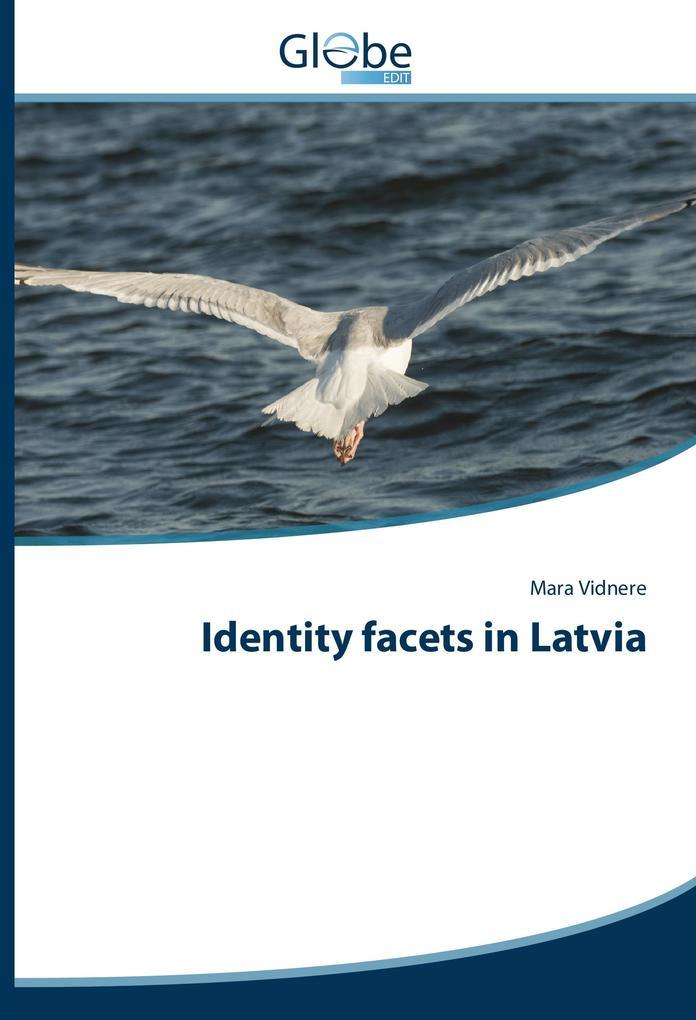 Identity facets in Latvia als Buch von Mara Vid...