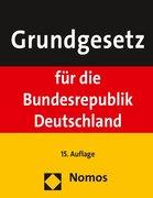 Grundgesetz (GG) für die Bundesrepublik Deutschland