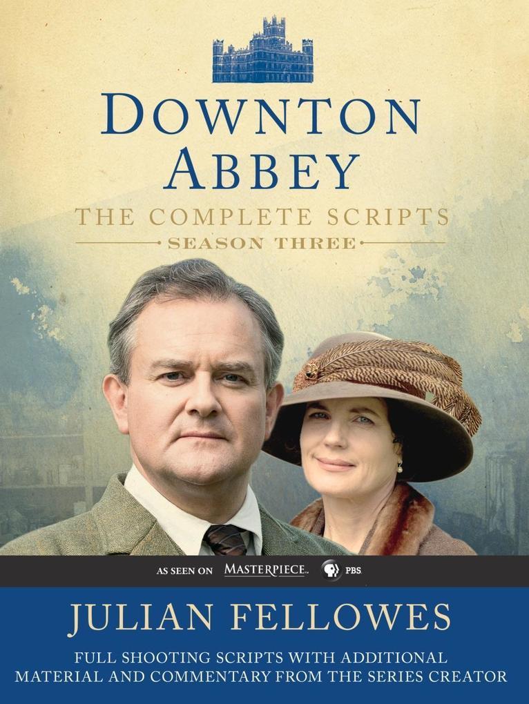 Downton Abbey Script Book Season 3 als eBook Do...