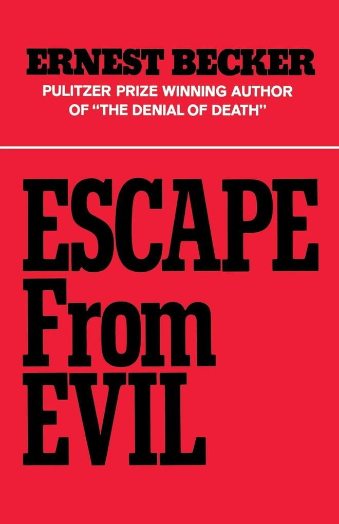 Escape from Evil als Buch