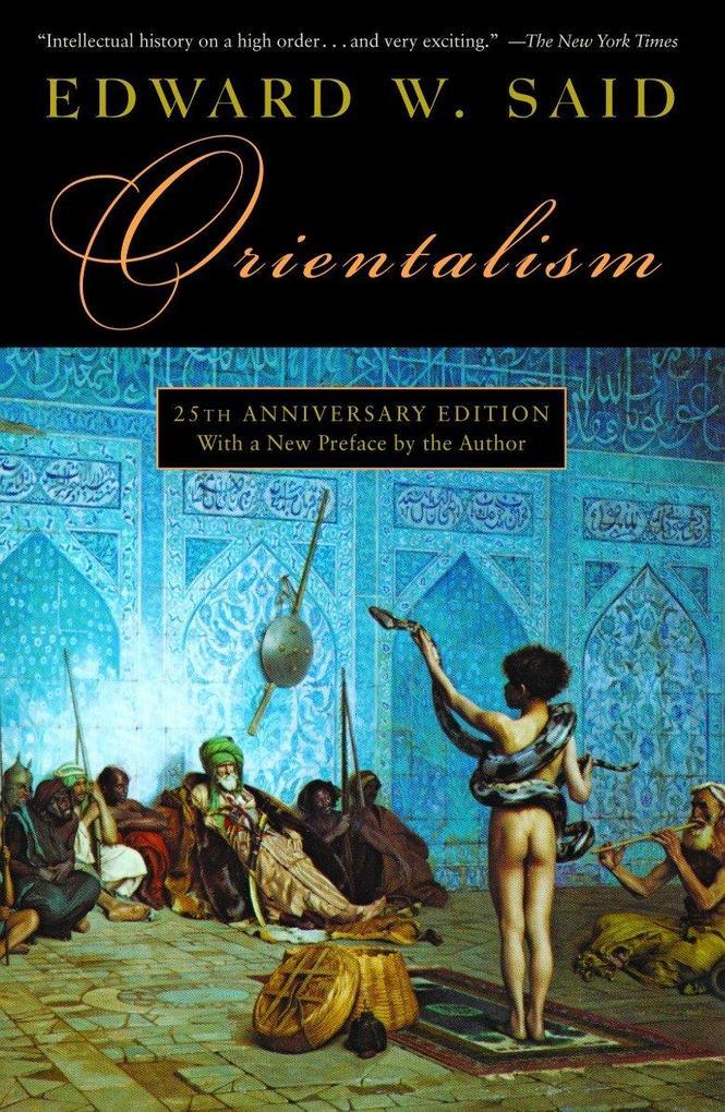 Orientalism als Buch