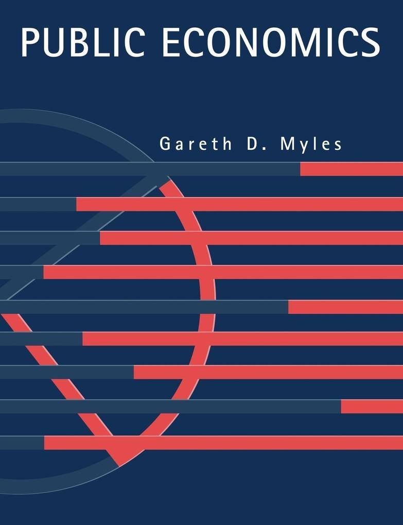 Public Economics als Buch