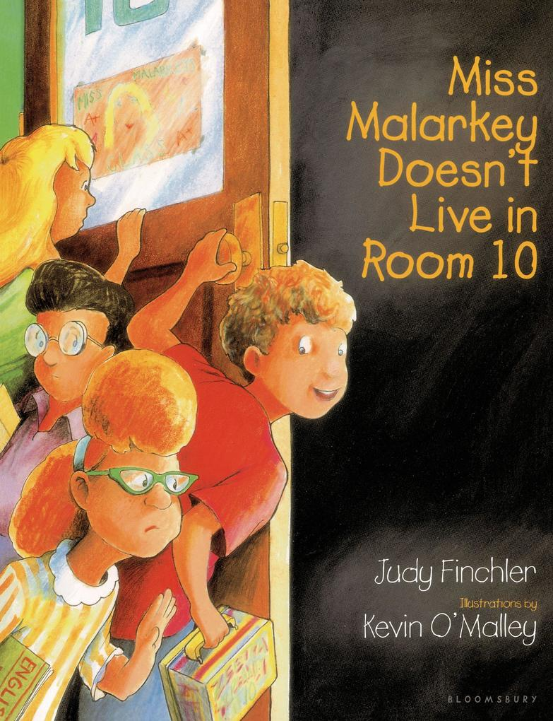 Miss Malarkey Doesn't Live in Room 10 als Taschenbuch