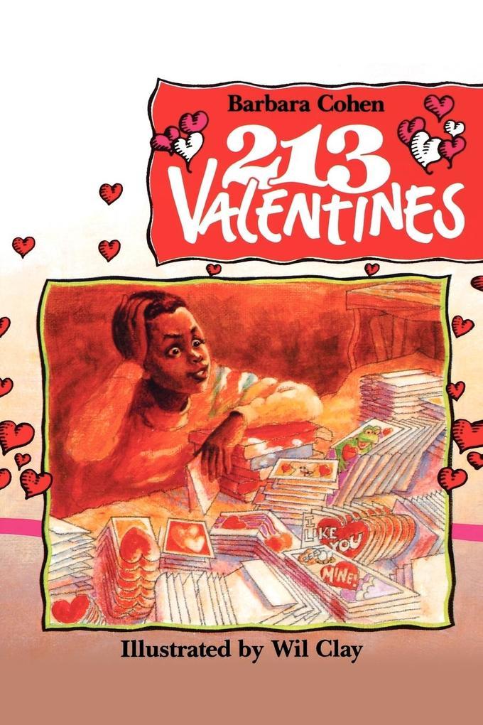 213 Valentines als Taschenbuch