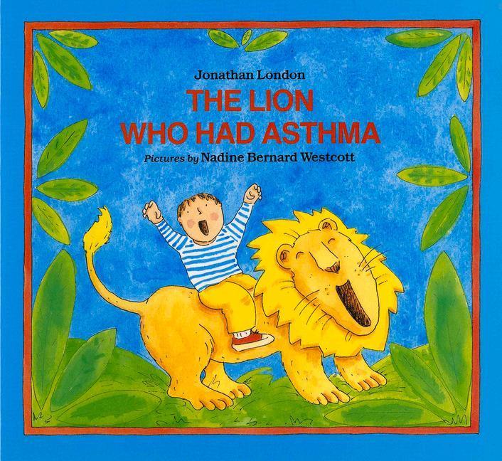 The Lion Who Had Asthma als Taschenbuch