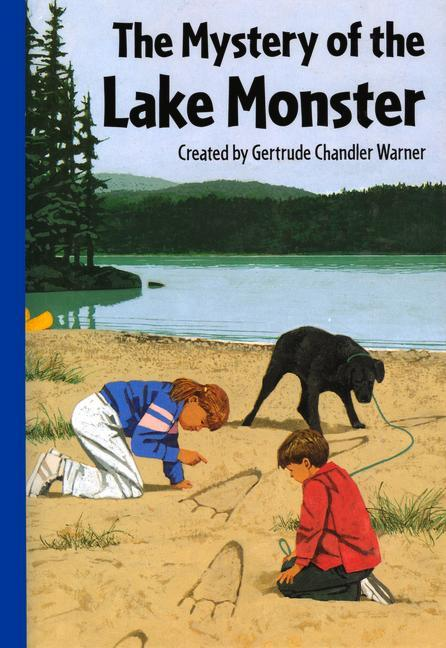 The Mystery of the Lake Monster als Buch