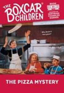 The Pizza Mystery als Buch