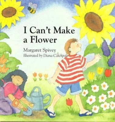 I Can't Make a Flower als Buch