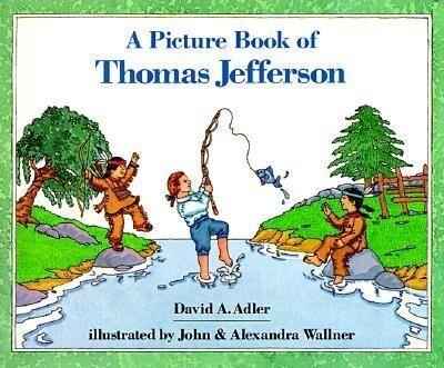 A Picture Book of Thomas Jefferson als Taschenbuch