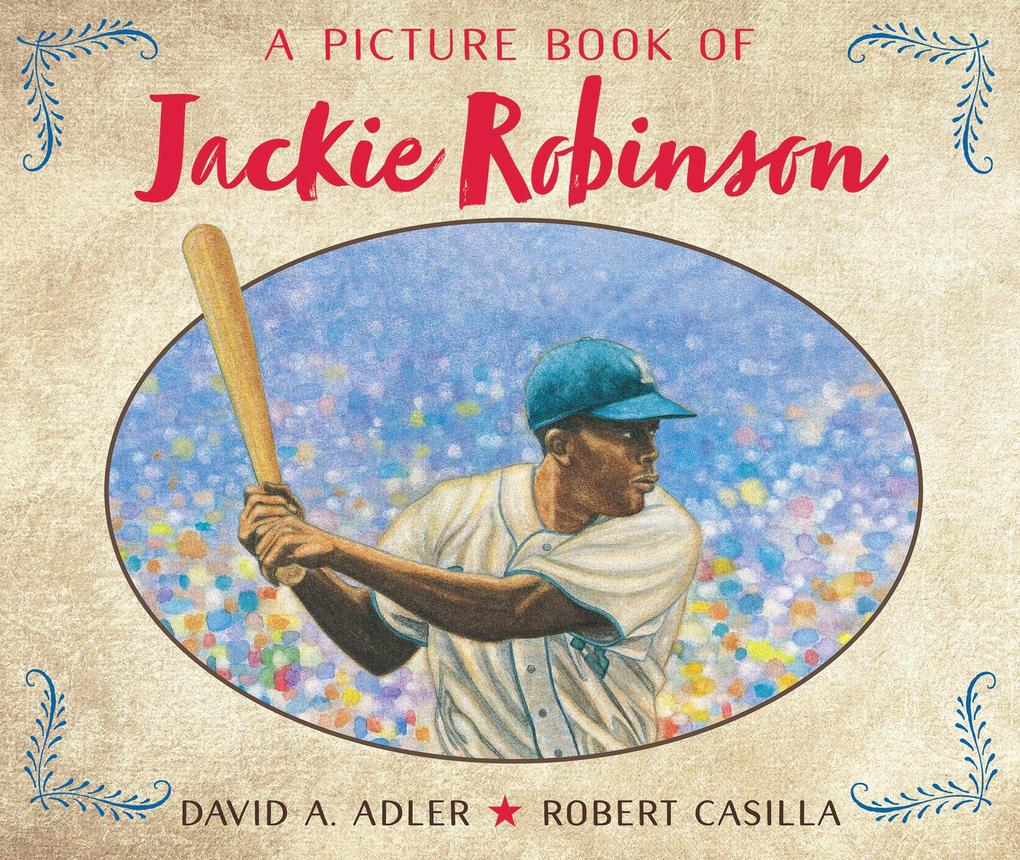 A Picture Book of Jackie Robinson als Taschenbuch