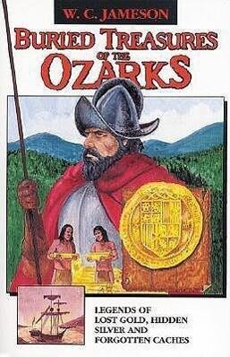 Buried Treasures of the Ozarks als Taschenbuch
