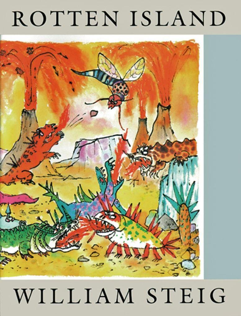 Rotten Island als Buch