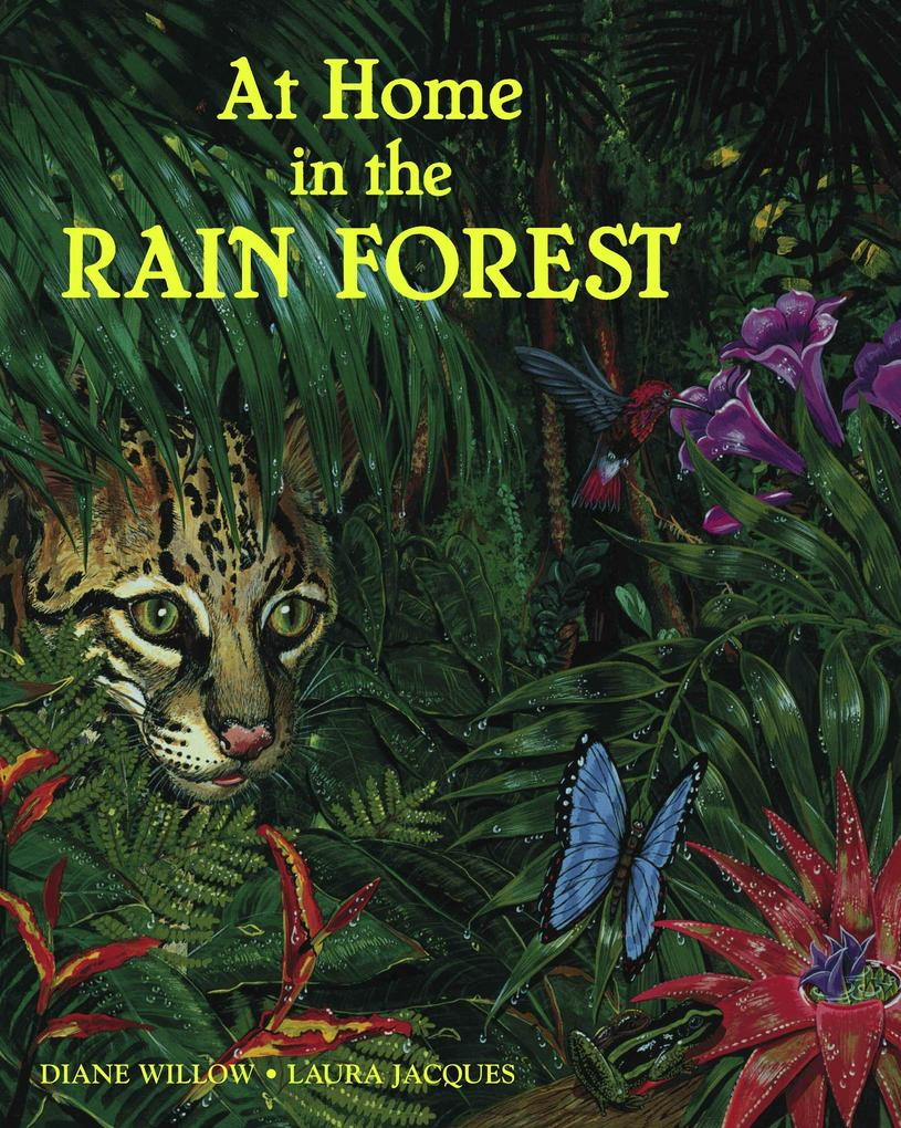 At Home in the Rain Forrest als Taschenbuch