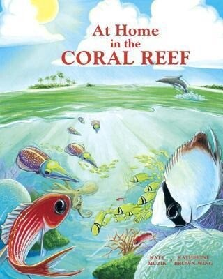 At Home in the Coral Reef als Taschenbuch