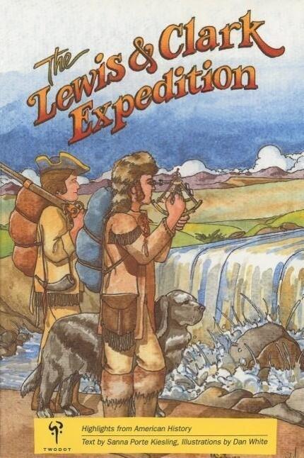 Lewis and Clark Expedition als Taschenbuch