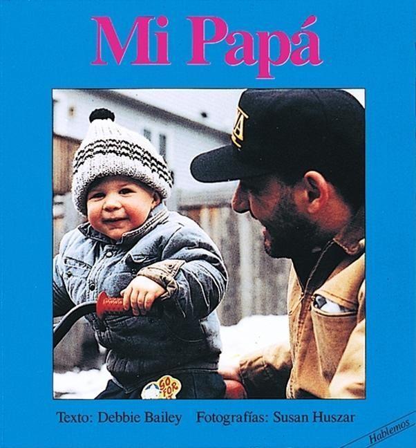 Mi Papa = My Papa als Buch