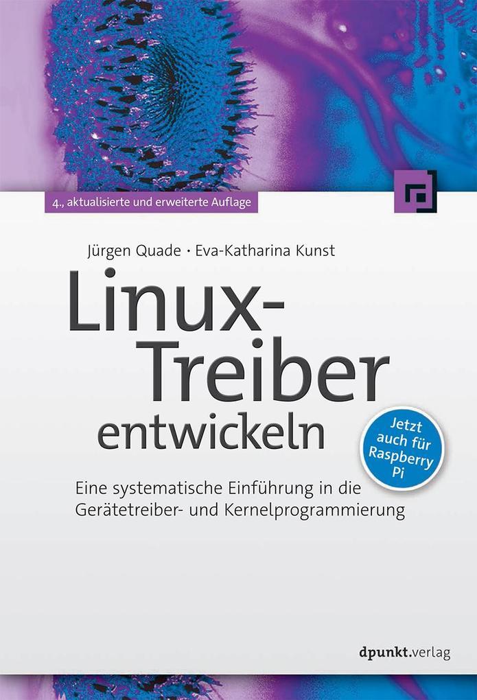 Linux-Treiber entwickeln als Buch von Jürgen Qu...