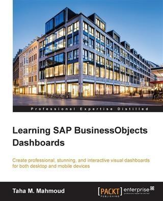 Learning SAP BusinessObjects Dashboards als eBo...