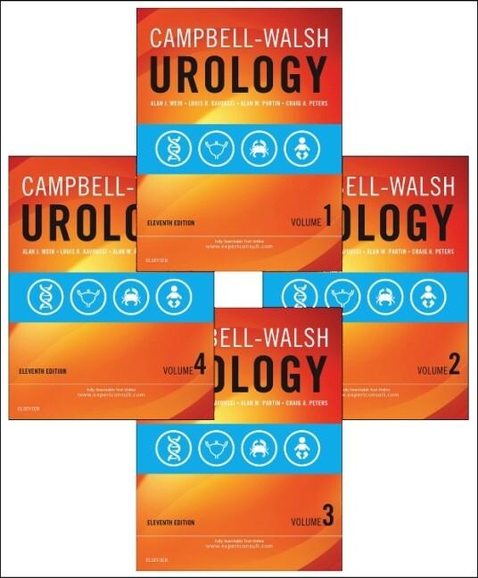 Campbell-Walsh Urology als Buch von Alan J. Wei...