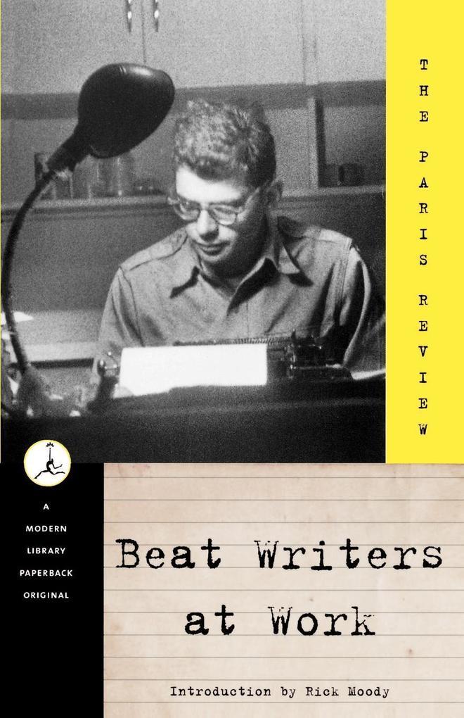Beat Writers at Work als Taschenbuch