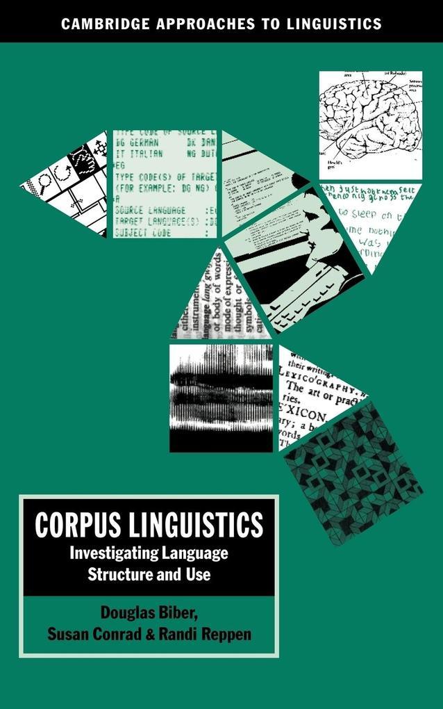 Corpus Linguistics als Buch
