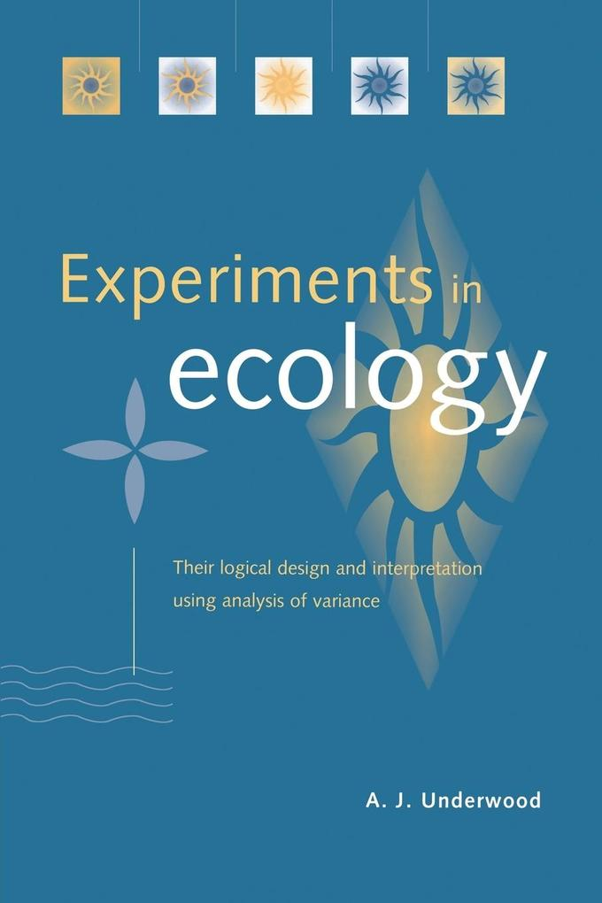 Experiments in Ecology als Buch