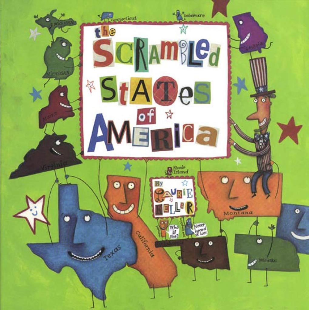 The Scrambled States of America als Buch
