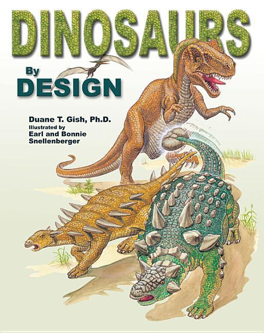 Dinosaurs by Design als Buch