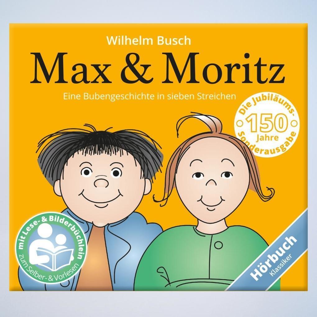 Max & Moritz als Hörbuch