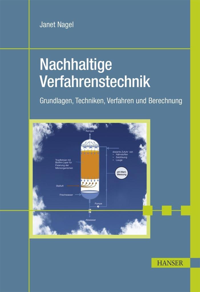 Nachhaltige Verfahrenstechnik als eBook Downloa...