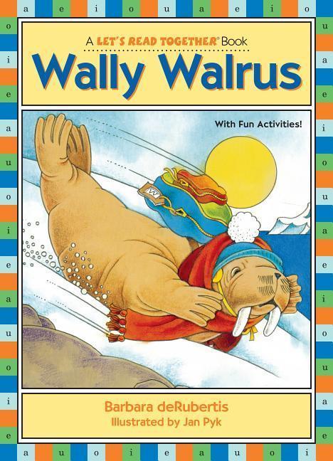 Wally Walrus: Vowel Combinations Ai, Au, Aw als Taschenbuch