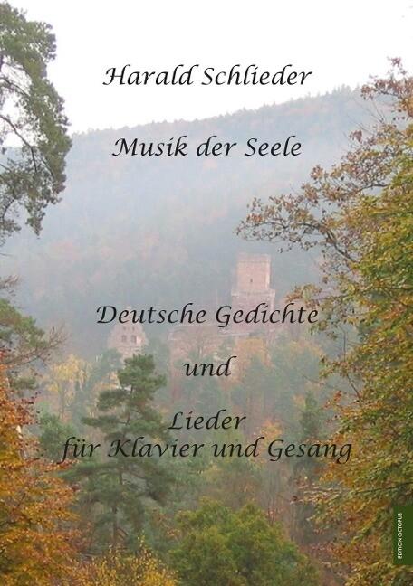 Musik der Seele als Buch von Harald Volkmar Sch...