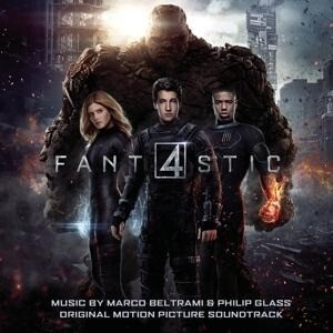 The Fantastic Four (Original Motion Picture Soundt