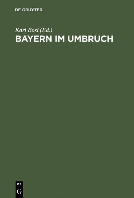 Bayern im Umbruch als eBook Download von