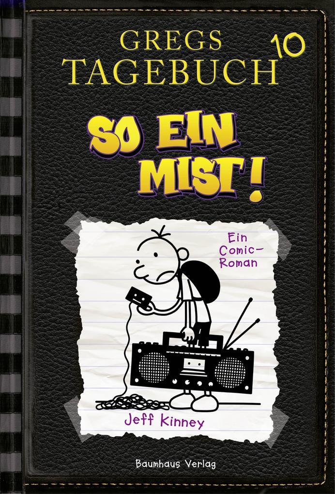Gregs Tagebuch 10 - So ein Mist! als Buch