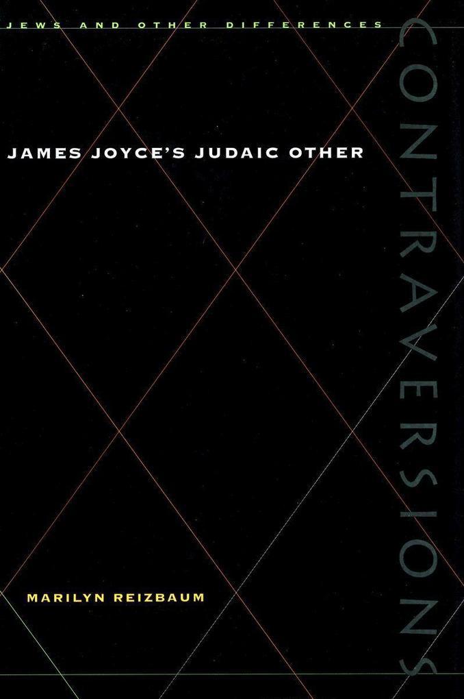 James Joyce's Judaic Other als Taschenbuch