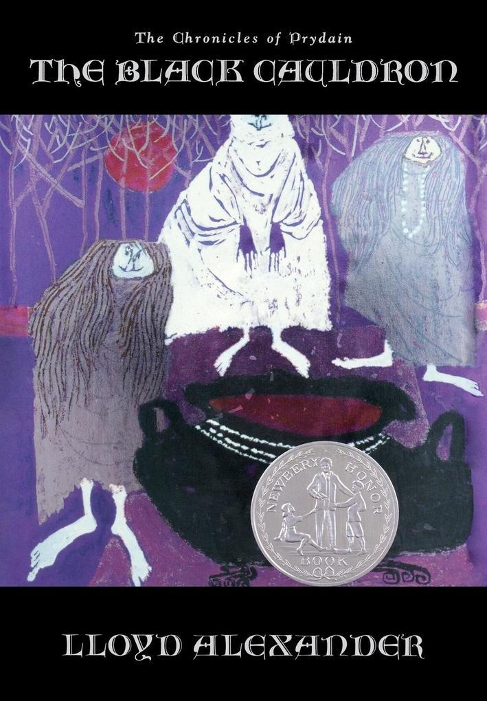 The Black Cauldron als Buch