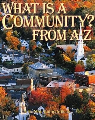 What is a Community? from A to Z als Taschenbuch