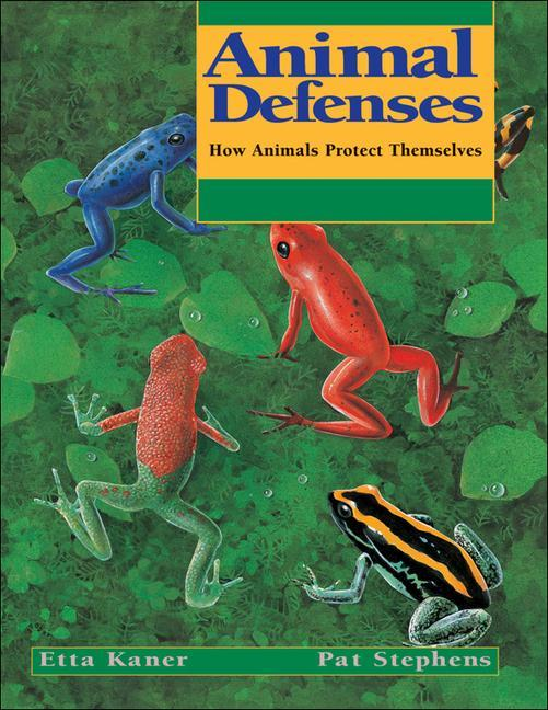 Animal Defenses: How Animals Protect Themselves als Taschenbuch