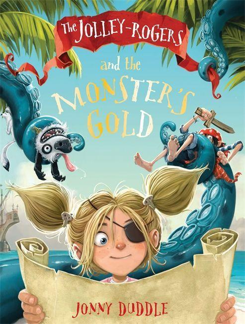 The Jolley-Rogers and the Monster´s Gold als Ta...