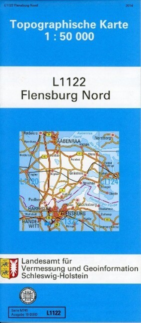 Flensburg Nord 1 : 50 000 als Buch von