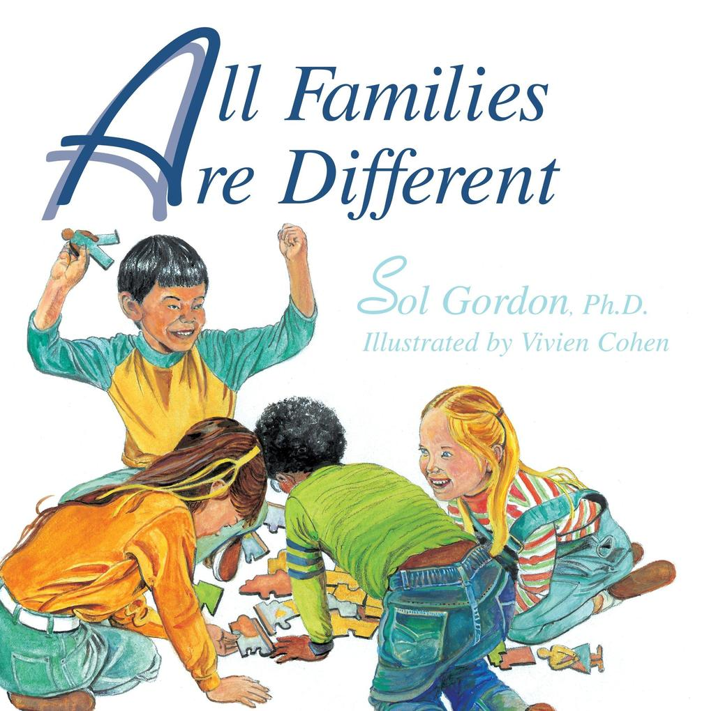All Families Are Different als Taschenbuch