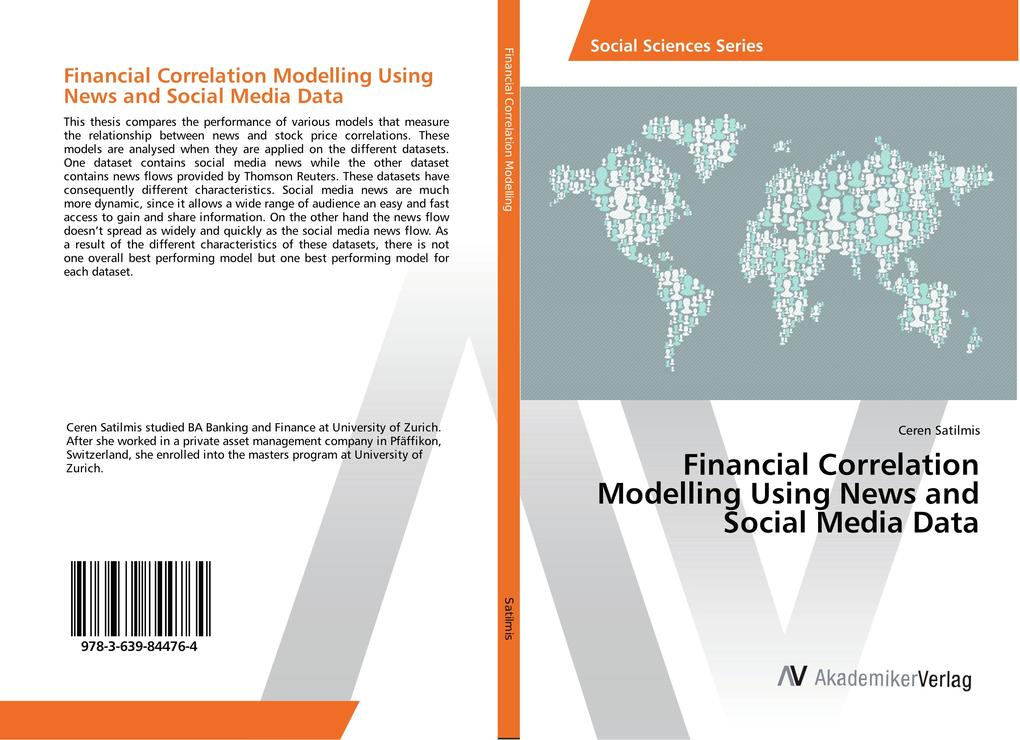 Financial Correlation Modelling Using News and ...