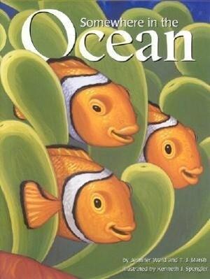 Somewhere in the Ocean als Buch
